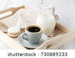 Still Life Details  Cup Of Tea...
