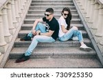 Lovers On The Steps