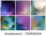 abstract creative concept... | Shutterstock .eps vector #730950454