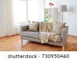 comfort  furniture and interior ... | Shutterstock . vector #730950460