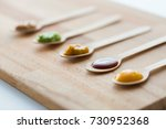 baby food  healthy eating and... | Shutterstock . vector #730952368