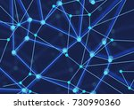 abstract background with... | Shutterstock . vector #730990360