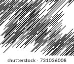 modern pattern with lines... | Shutterstock .eps vector #731036008