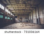 Abandoned Industrial Warehouse...
