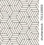vector seamless pattern. modern ...   Shutterstock .eps vector #731110003
