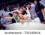 odessa  ukraine july 24  2015 ... | Shutterstock . vector #731160616