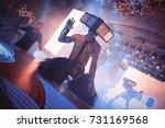 odessa  ukraine may 24  2014 ... | Shutterstock . vector #731169568