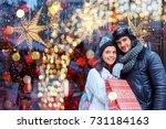 Christmas Shopping Together....