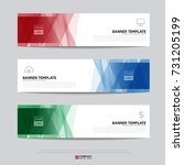 design of flyers  banners ...   Shutterstock .eps vector #731205199