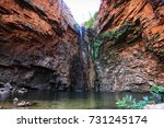 Small photo of Emma Gorge, El Questro in the Kimberleys, Western Australia.