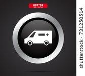 simple van icon