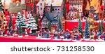European Christmas Market Stal...