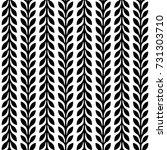 geometric seamless pattern.... | Shutterstock .eps vector #731303710