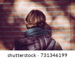 stop bullying   bullied person... | Shutterstock . vector #731346199