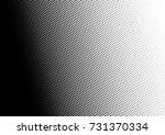 grunge halftone background.... | Shutterstock .eps vector #731370334