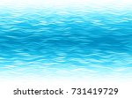 Blue Waves Background. Eps8....