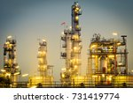 Oil Industry Refinery Factory ...
