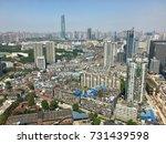 wuhan hubei china  14 september ...   Shutterstock . vector #731439598