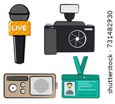 vector illustration of... | Shutterstock .eps vector #731482930