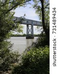 Small photo of The eiffel bridge, Cubzac-les-ponts, Gironde, France