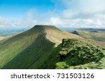 Pen Y Fan Brecon Beacons  Wales