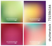 abstract creative concept... | Shutterstock .eps vector #731586166