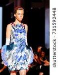 fashion models represent... | Shutterstock . vector #731592448