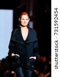 fashion models represent... | Shutterstock . vector #731592454