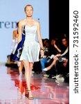 fashion models represent... | Shutterstock . vector #731592460