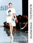 fashion models represent... | Shutterstock . vector #731592478