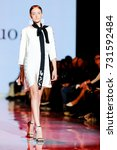 fashion models represent... | Shutterstock . vector #731592484