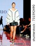 fashion models represent... | Shutterstock . vector #731592490