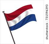 Netherland Flag. Netherland...