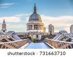 St. Paul's Cathedral And...