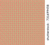 tweed fabric pattern in red and ...   Shutterstock .eps vector #731699458