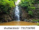 Montezuma Waterfall In Nature...