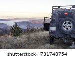 24 nov 2016. bulgaria. off road ... | Shutterstock . vector #731748754
