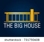 real estate  building ... | Shutterstock .eps vector #731750608