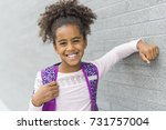 A Cheerful African American Primary - Fine Art prints