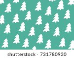 christmas tree background or... | Shutterstock . vector #731780920