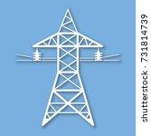 High Voltage Power Line...