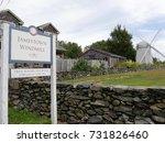 jamestown  rhode island... | Shutterstock . vector #731826460