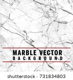 white marble vector background | Shutterstock .eps vector #731834803