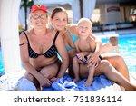 odessa  ukraine august 25  2014 ... | Shutterstock . vector #731836114