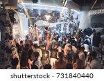 odessa  ukraine july 25  2015 ... | Shutterstock . vector #731840440