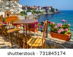seaside landscape   view from...