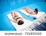 odessa  ukraine may 24  2014 ... | Shutterstock . vector #731855320