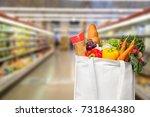 bag. | Shutterstock . vector #731864380