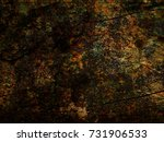 grunge wood background | Shutterstock . vector #731906533