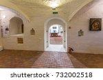 ferapontovo  kirillovo  vologda ... | Shutterstock . vector #732002518